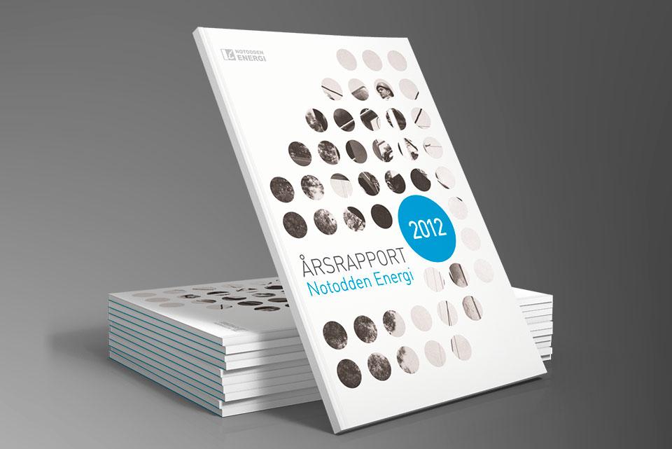 Årsrapport Norgesdesign AS Design og kommunikasjon