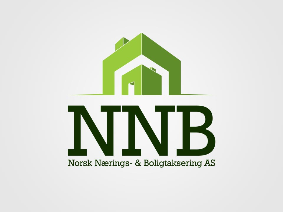 Design av logo, nettside og visuell identitet for NNB